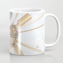 """Sputnik Light Photo"" by Simple Stylings Coffee Mug"
