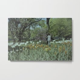 Brooklyn Botanic Garden Metal Print