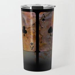 The gambler III Travel Mug