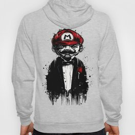 Super Mario Father Hoody