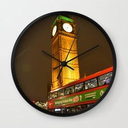 LONDON ENGLAND SOUVENIR Wall Clock