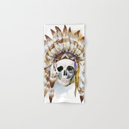 Skull 02 Hand & Bath Towel