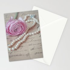 Pink Luxury Stationery Cards
