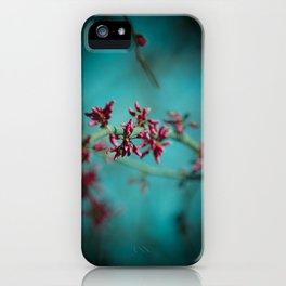 Swallowed in the Sea iPhone Case