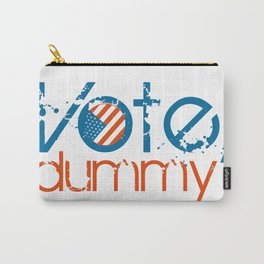 VOTE Dummy Election 2020 Carry-All Pouch