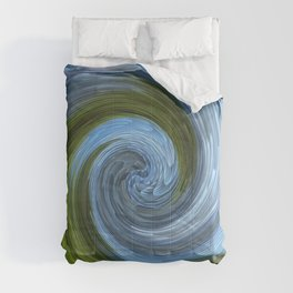 Forest&Water.... Comforters
