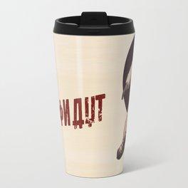 Lost Cosmonaut Travel Mug