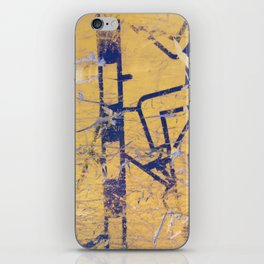 Biking iPhone Skin