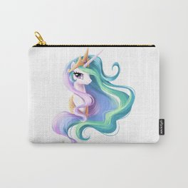 Beautiful unicorn drawing Carry-All Pouch