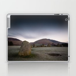 Castlerigg Stone Circle Laptop & iPad Skin
