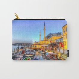 Picturesque Istanbul Carry-All Pouch