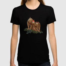 christmas bears T-shirt