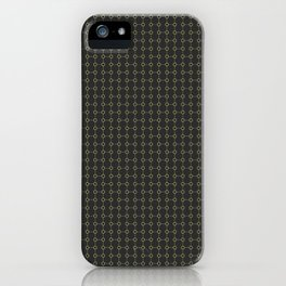 Connecting the Dots iPhone Case