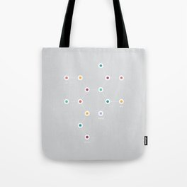 As the Saying Shows Tote Bag