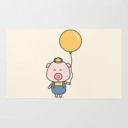 Little Piggy Rug