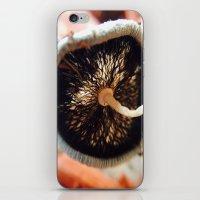 mushroom iPhone & iPod Skins featuring Mushroom by UMe Images