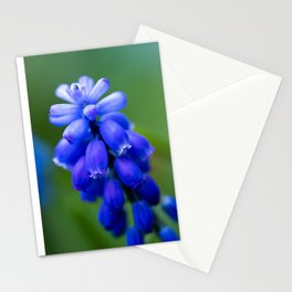Five Shades of Blue Stationery Cards