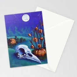 Harvest by Mary Bottom Stationery Cards