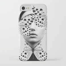 Woman Butterfly iPhone 7 Slim Case