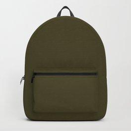 Clifftop Grazing ~ Sphagnum Moss Backpack