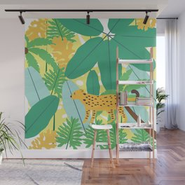 Jungle Love Wall Mural