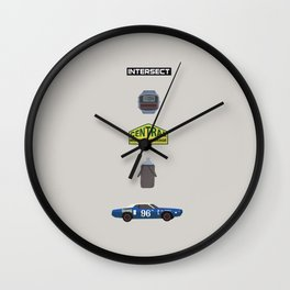 MST3K Riding with Death Wall Clock