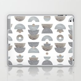 semicircle pattern Laptop & iPad Skin