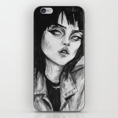 Sky ferreira no. 10  iPhone & iPod Skin