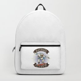 SKATEBOARD everywhere Backpack