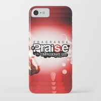 scripture iPhone & iPod Cases featuring Bible Scripture by Azeez Olayinka Gloriousclick