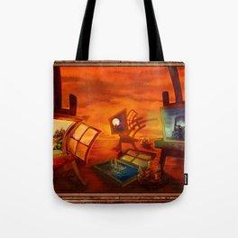 """""""Land Escape"""" Tote Bag"""