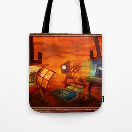 """Land Escape"" Tote Bag"