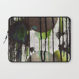 nature subtracted from world Laptop Sleeve