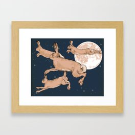 The Sky's The Limit Framed Art Print