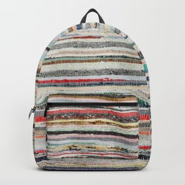 Typical azorean blanket Backpack