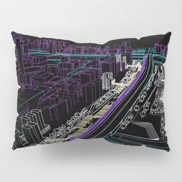 Tríptico Urbano Dos Pillow Sham
