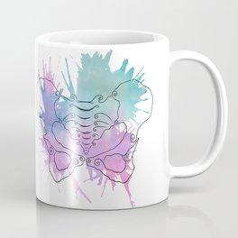 Female Pelvis Coffee Mug