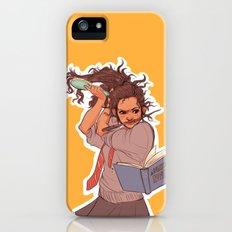 Hermione (yellow) iPhone SE Slim Case