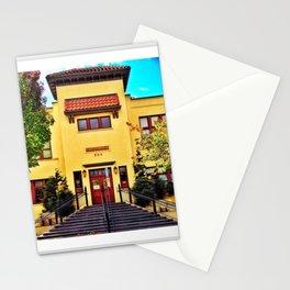 Firehouse Stationery Cards