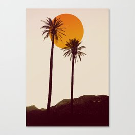 how tall are you Canvas Print