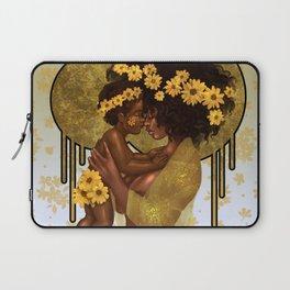 My Light, My [Sun]flower Laptop Sleeve