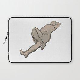 Male Nude - An Artwork Laptop Sleeve