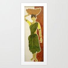 Uzhaipu Art Print