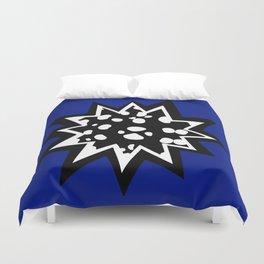 Star of Dalmatians Duvet Cover