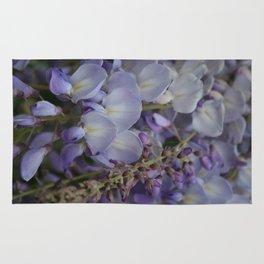 Purple Vine  Rug