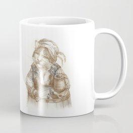 Le Chat Botté Coffee Mug