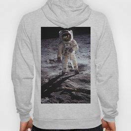 Apollo 11 - Iconic Buzz Aldrin On The Moon Hoody