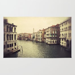 Grand Canal in Venice Rug