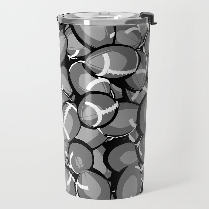 Football Season II Travel Mug