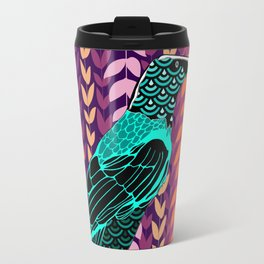 Wild Raven Travel Mug